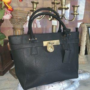 Sold// Micharl Kors Leather bag